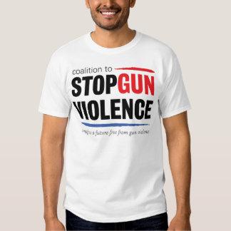 Current CSGV logo T Shirt