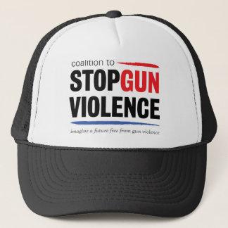 Current CSGV logo Trucker Hat