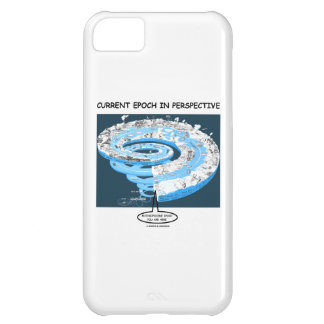 Current Epoch In Perspective Anthropocene Epoch Cover For iPhone 5C