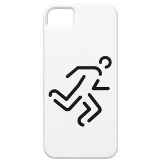 current man running one iPhone SE/5/5s case