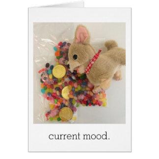 current mood card