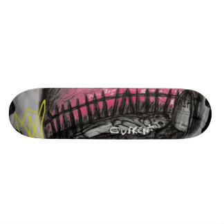 Current skateboards ©