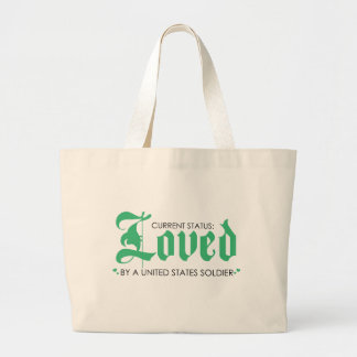 Current Status: Loved by a US Soldier Bags