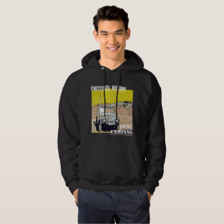 Currently Offline Gone Camping Hoodie