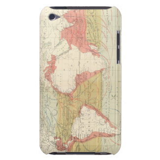 Currents of air barely there iPod cases