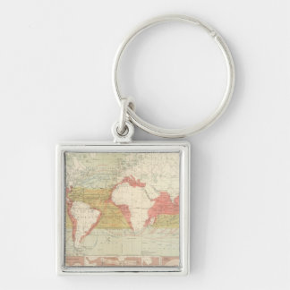 Currents of air keychain