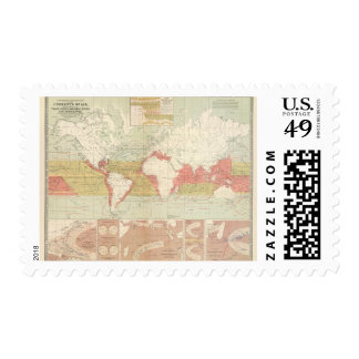 Currents of air postage