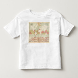 Currents of air toddler t-shirt