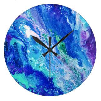 """""""Currents"""" wall clock"""