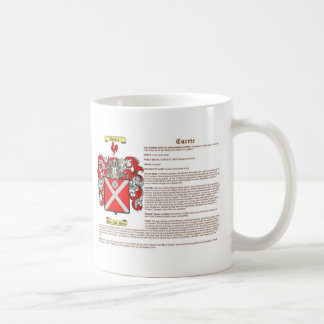 Currie (significado) taza