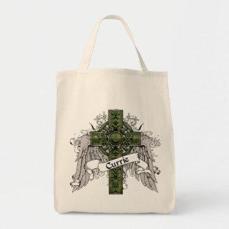 Currie Tartan Cross Tote Bag