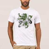 Currie Tartan Lion T-Shirt