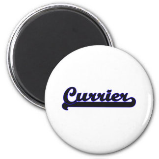 Currier Classic Job Design 2 Inch Round Magnet