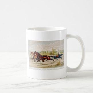 Currier & Ives Mug