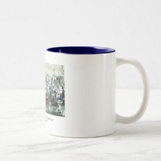 Currier Ives - Mug - Central Park Winter