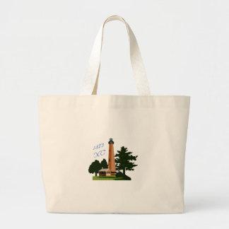 Currituck 1873 large tote bag