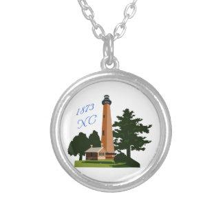 Currituck 1873 round pendant necklace