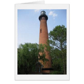 Currituck Beach Lighthouse Card