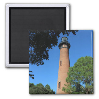 Currituck Beach  Lighthouse Magnet