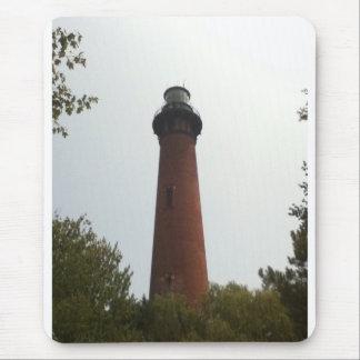 Currituck Beach Lighthouse Mouse Pad