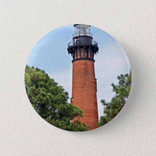 Currituck Lighthouse Button