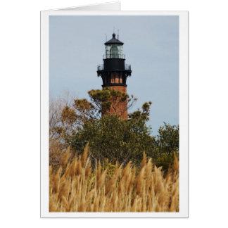 Currituck Lighthouse Card