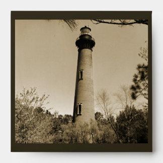 Currituck Lighthouse Envelope
