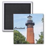 Currituck Lighthouse Fridge Magnet