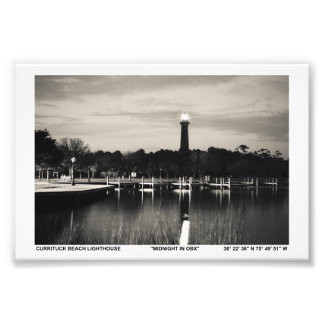 Currituck Lighthouse. Photo Print