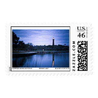 Currituck Lighthouse. Stamps