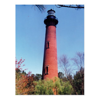 Currituck Lighthouse Postcard