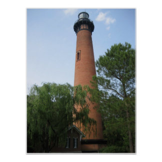 Currituck Lighthouse Posters