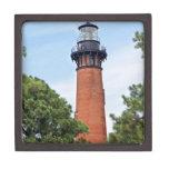 Currituck Lighthouse Premium Jewelry Box