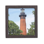 Currituck Lighthouse Premium Jewelry Boxes