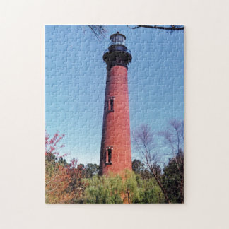 Currituck Lighthouse Jigsaw Puzzle
