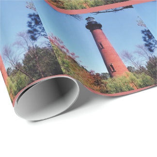 Currituck Lighthouse Wrapping Paper