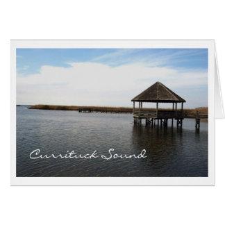 Currituck Sound Card