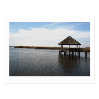 Currituck Sound Postcard