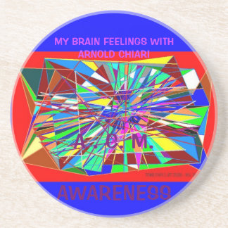 CURRRENT LEVEL OF PAIN DRINK COASTER
