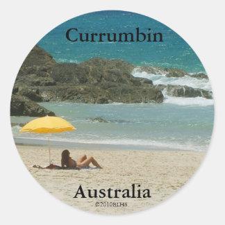 Currumbin Sticker