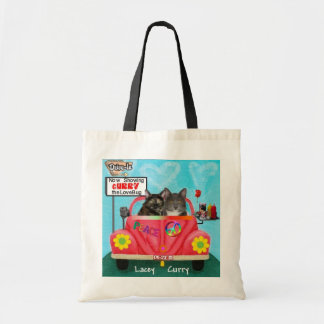 CURRY AND LACEY TOTEBAG CANVAS BAGS