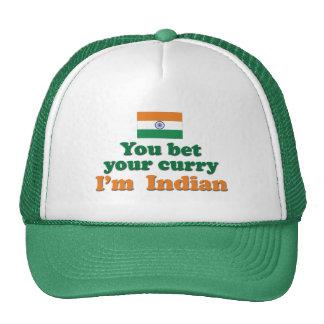 Curry indio 2 gorro