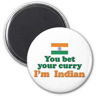 Curry indio 2 iman de nevera