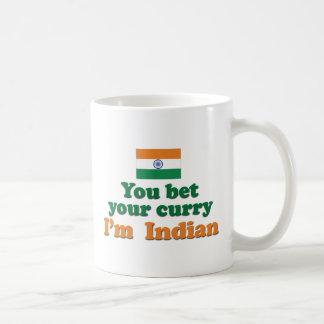 Curry indio 2 taza