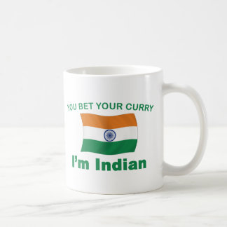 Curry indio taza clásica