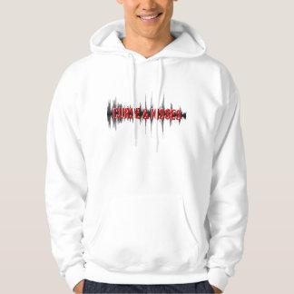 Curse & Kisses sound wave Hoodie