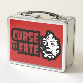 Curse of Fate Metal Lunch Box