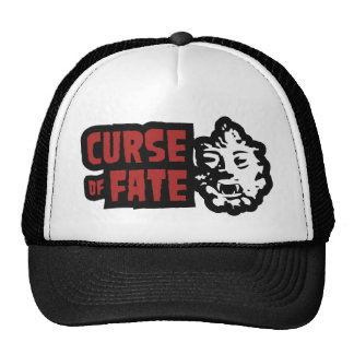 Curse of Fate Monster Movie Trucker Hat