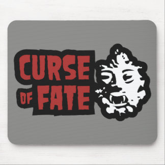 Curse of Fate Mouse Pad