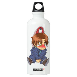 Curse of the Atomic Wedgie Water Bottle